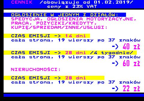 Telegazeta TVP 1 – strona 451, podstrona 1 z 8