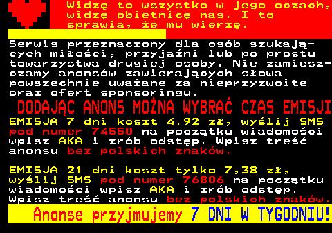 Telegazeta TVP 1 – strona 899, podstrona 1 z 62